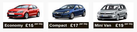 Special Gatwick Airport Car Rental Deals